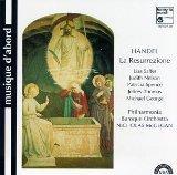 Handel - La Resurrezione / L. Saffer  J. Nelson  P. Spence  J. Thomas  M. George  PBO  McGegan