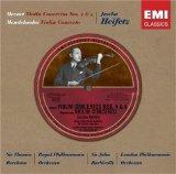 Mozart: Violin Concertos #4 & 5/Mendelssohn: Violin Concerto - Jascha Heifetz, Sir Thomas Be...