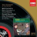 Beethoven: Piano Concertos 1-5/Choral Fantasia - Daniel Barenboim, Otto Klemperer, New Philh...