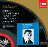 Sibelius/Glazunov/Tchaikovsky: Violin Concertos - Jascha Heifetz, Sir John Barbirolli, Sir T...