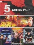 5-Movie Action Pack V.5: Driven to Kill / Logan's War: Bound by Honor / The President's Man ...