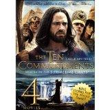 4-Movie Bible Story Collection V.1: The Ten Commandments / Joseph and His Brethren / The Gre...