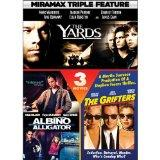 Miramax Triple Feature Crime: The Yards / Albino Alligator / The Grifters