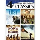 Classic Family Adventures: Lost in the Barrens / Baker's Hawk / Rugged Gold / Pony Express R...