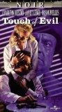 Touch of Evil [VHS]