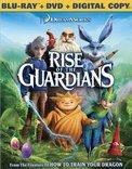Rise of the Guardians (Two-Disc Combo: Blu-ray/DVD/Digital Copy +UltraViolet)