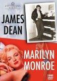 HOLLYWOOD ICONS: JAMES DEAN &MARILYN MONROE