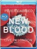 Peter Gabriel - New Blood - Live In London (Blu-Ray+Blu-Ray 3D+Dvd) - IMPORT