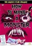 How to Make a Monster [PAL, Region 2 - NON-USA Format]