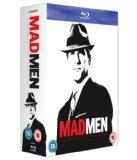 Mad Men - Seasons 1 To 4 [BLU-RAY]