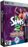 The Sims 2 Nightlife Expansion Pack - Mac