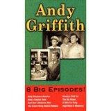 Andy Griffith - 8 Big Episodes VHS