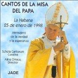 Cantos de la Misa del Papa (Chants from the Pope's Mass)