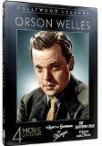 Hollywood Legends: Orson Welles - 4 Movie Collection - The Lady from Shanghai - The Southern...