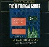 J.S. Bach: Art of Fugue (Recorded 1953)