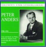 Peter Anders Sings