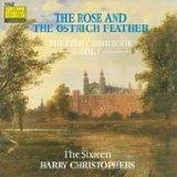 The Rose and the Ostrich Feather - Eton Choirbook Vol I