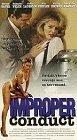 Improper Conduct [VHS]