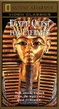 National Geographic's Egypt: Quest for Eternity [VHS]