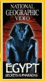 National Geographic's Egypt - Secrets of the Pharaohs [VHS]