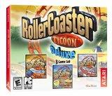 RollerCoaster Tycoon Deluxe: RollerCoaster Tycoon / Loopy Landscapes / Corkscrew Follies