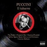 Giacomo Puccini Il Tabarro (La Houppelande)