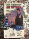 No Escape No Return [VHS]