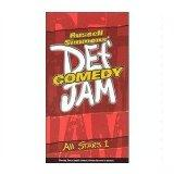 Russell Simmon's Def Comedy Jam All Stars1 [VHS]