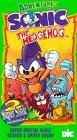 Sonic the Hedgehog - Super Special Sonic Search & Smash Squad [VHS]