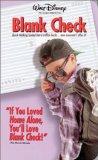 Blank Check [VHS]