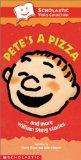 Pete's a Pizza... and More William Steig Stories (Scholastic Video Collection) [VHS]