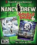 Nancy Drew: Double Dare 6 (The White Wolf of Icicle Creek / Legend of the Crystal Skull)