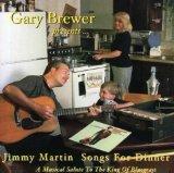 Jimmy Martin Songs for Dinner