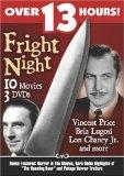 Fright Night (10 Movies On 3 DVDs)