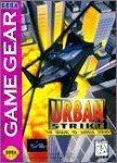 Urban Strike - Sega Game Gear