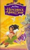 The Hunchback of Notre Dame (A Walt Disney Masterpiece) [VHS]