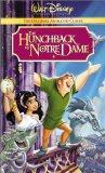 The Hunchback of Notre Dame (Disney) [VHS]