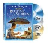 Bedtime Stories (Blu-ray + DVD + Digital Copy)