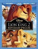 The Lion King II: Simba's Pride Special Edition (Two-Disc Blu-ray/DVD Combo in Blu-ray Packa...