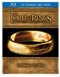 Lord of the Rings: The Motion Picture Trilogy [Blu-ray]