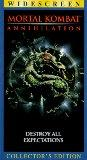 Mortal Kombat 2 [VHS]