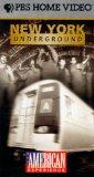 The American Experience: New York Underground [VHS]