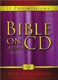 Bible On Audio CD Volume 13: II Corinthians New Testament