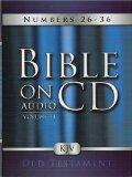 Bible On Audio CD Volume 11: Numbers 26-36 Old Testament