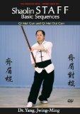 Shaolin Staff Basic Sequences (YMAA Kung Fu)