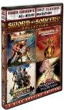 Roger Corman's Cult Classics Sword And Sorcery Collection (Deathstalker, Deathstalker II, Th...