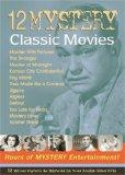 12 Mystery Classic Movies Boxed Set ~ 12 Movies Digitally Re-Mastered on Three Double-Sided ...