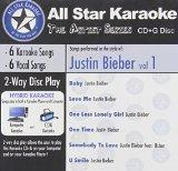 All Star Karaoke Artist Series: Justin Bieber Vol.1