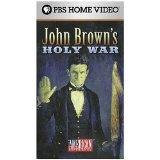 The American Experience - John Brown's Holy War [VHS]