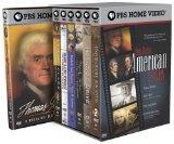 Ken Burns - American Lives (Thomas Jefferson / Lewis & Clark / Frank Lloyd Wright / Elizabet...